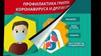 Профилактика гриппа и коронавирусной инфекции