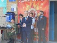 выступление Председателя Совета ветаранов Ахмаметова Н.С.