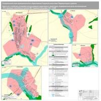 Карта Зон с особыми условиями использования территорий НП